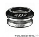 Jeu de direction intégré Neco H52 11/8 IS42/28,6 noir BMX