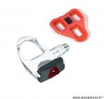 Déstockage ! Pédales automatiques Marwi Union SP-5700 sans clip argent poli vélo de course