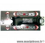 Potence 110mm SX-Force noire cintre 25,4 mm pivot 1'' à 11/8 angle +/-5°
