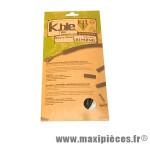 Prix spécial ! Kit gaine de frein Kble Transfil course compatible Shimano (gaine noire/câble)