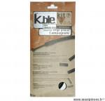 Déstockage ! Kit gaine dérailleur Kble Transfil compatible Campagnolo (gaine noir/câble inox)