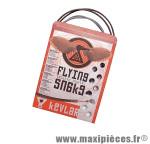Prix spécial ! Kit de gaine dérailleur Kble flying snake Transfil compatible VTT/route