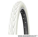 Pneu enfant blanc Michelin Diabolo City.J 350A Confort - 14 x 1 3/8 x 1 5/8 pouces (ETRTO 37-288)