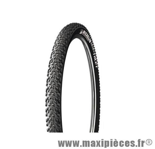 Prix spécial ! Pneu de VTT 29x2.10 pouces Michelin WildRace'R tubeless ready noir (ETRTO 54-622)