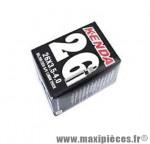 Chambre à air Kenda 26x3,50 à 4,00 valve Schrader 34mm