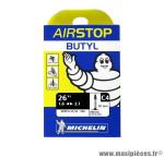 Déstockage ! Chambre a air 26 pouces Michelin 26x1.6 à 2.1 valve Presta C4 60mm