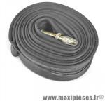 Chambre à air Deestone 700x35 à 43C valve Presta 40mm 145g *Prix discount !