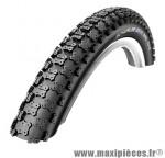 Déstockage ! Pneu pour BMX Schwalbe mad mike tr noir (47-355) 18x1.75