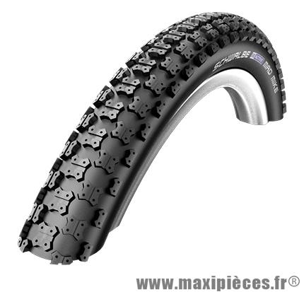 Pneu pour BMX 20x1.75 mad mike tr noir (47-406) marque Schwalbe
