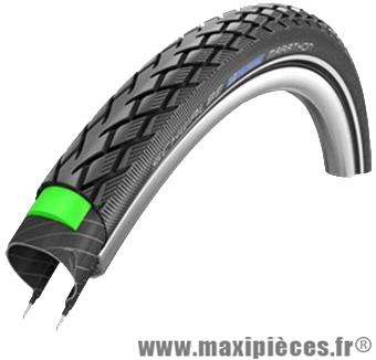 Pneu pour vélo de route Marathon 28x1.00 pouces 700x25C (25-622) HS420 marque Schwalbe