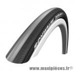 Déstockage ! Boyau vélo Schwalbe Durano Tubular RaceGuard 700x22 (ETRTO 22-622) noir HS030