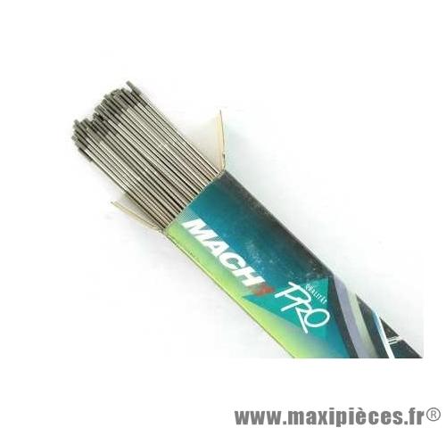 Déstockage ! Boite de 72 Rayons retreints MACH1 Pro inox 287mm par 2/1.8/2mm Ø avec écrou