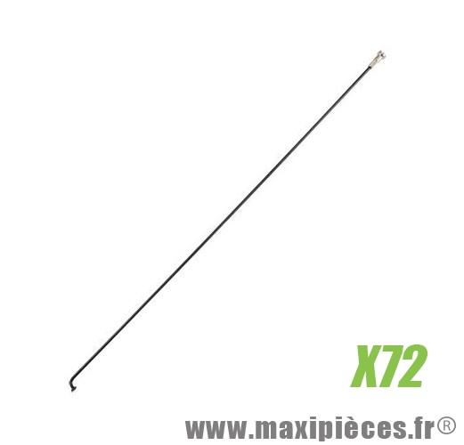 Déstockage ! Boite de 72 Rayons retreints France Rayons First inox 18/8 294mm par 2/1.8/2mm Ø avec écrous