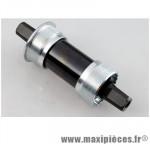Boîtier de pédalier Kinex B155 filetage anglais BSA axe carré noir 107 mm *Prix discount !