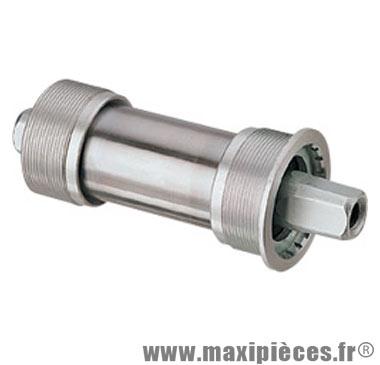 Boîtier de pédalier Stronglight JP 400 axe carré 107 mm filetage anglais 68mm cuvettes alu