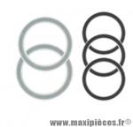 Prix discount ! Lot de 5 entretoises Mavic pour cassette Mavic ou Shimano 9 vitesses Dura Ace et Ultegra