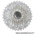 Prix spécial ! Cassette pour vélo VTT 10 vitesses Shimano SLX HG81 11-34 dents