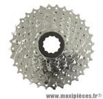 Cassette pour vélo 9 vitesses Sram PG 950 11-32 dents