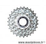 Cassette pour vélo 10 vitesses Shimano 105 CS-5700 HG 11-28 dents
