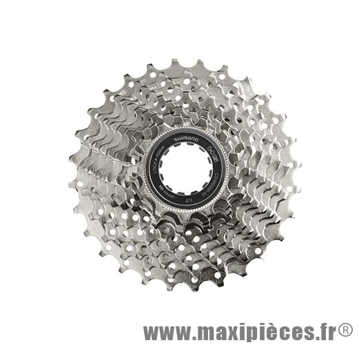 Déstockage ! Cassette pour vélo 10 vitesses Shimano Tiagra CS-HG500 HG-X 11-25 dents
