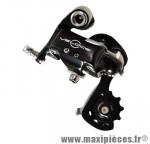 Prix spécial ! Dérailleur arrière pour vélo de route Campagnolo Veloce RD11-VLBXS noir 10 vitesses