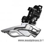 Déstockage ! Dérailleur VTT avant Shimano Deore XT FD-M781-A-D 10x3 vitesses montage direct