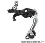 Prix spécial ! Dérailleur arrière pour VTT Shimano Deore Shadow RD-M610-SGS noir 10 vitesses