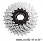 Prix spécial ! Roue libre à visser pour vélo Sunrace MFM2A 6 vitesses 14-28 dents