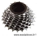 Prix spécial ! Roue libre pour vélo 8 vitesses 13-28 dents avec finition chrome